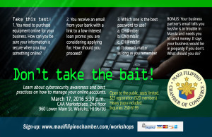 Don't take the bait_online