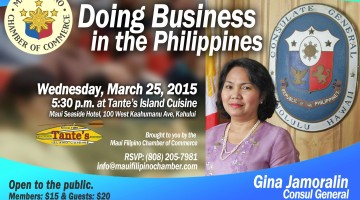 Doing Business in the Philippines